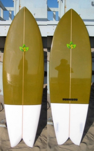 Hand Shaped Retro Fish Surfboards By Equinox Surfboards