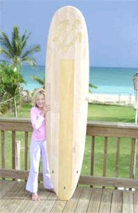 Surf Gear Hawaii Custom Epoxy Surfboards
