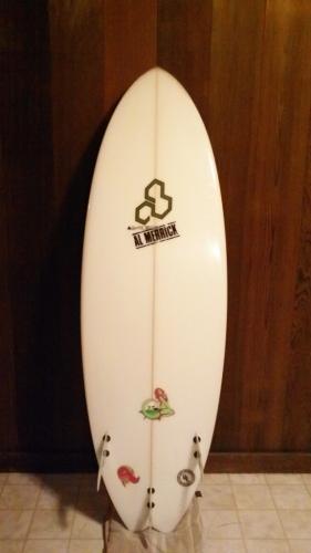 "Best Paddle Boards >> 5'4 Al Merrick ""Pod"""