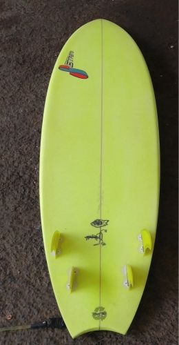 Sbs Surfboards