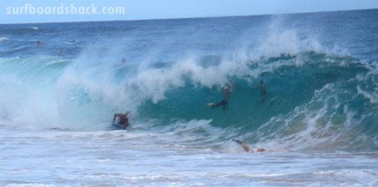 Sandys Surf Spot Sandy Beach Surfing